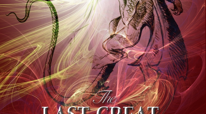 New Cover Reveal • THE LAST GREAT WIZARD OF YDEN