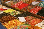 Italian candy shop