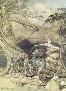 Happy Frigga's Day! Fun Facts About Norse Mythology