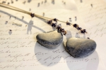 Stone Hearts With Old Letter © Christian Mueringer   Dreamstime.com