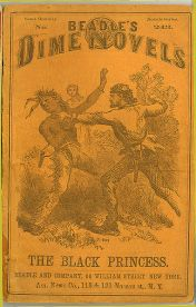 Dime Novel image courtesy Wikimedia Commons, from the personal collection of Larry Latham