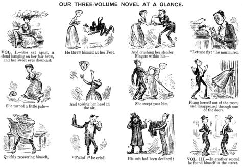 800px-1885_Punch_three-volume-novel-parody_Priestman-Atkinson