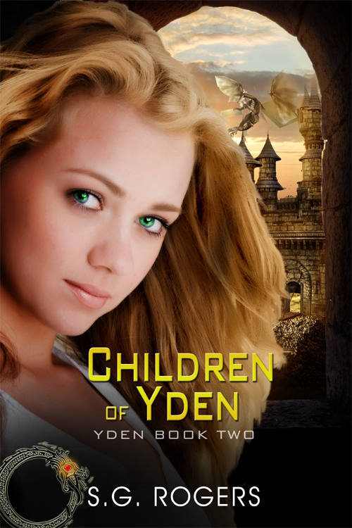 Author Samantha Rogers >> Author S G Rogers Double Rone Nominee Child Of Yden Author