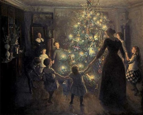 Johansen_Viggo_-_Radosne_Boże_Narodzenie